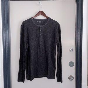 John Varvatos long sleeve T-shirt size Large